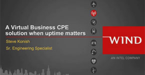 Virtual Business CPE When Uptime Matters