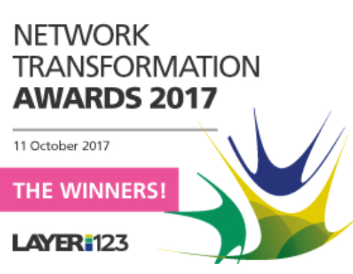 Network Transformation Award/Best New Open Source Product Award